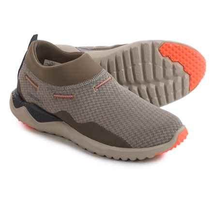 Merrell 1SIX8 Mesh Moc Shoes (For Women) in Aluminum - Closeouts