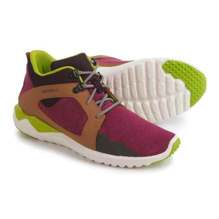 Merrell 1SIX8 Mid Sneakers (For Women) in Jazzy - 2nds