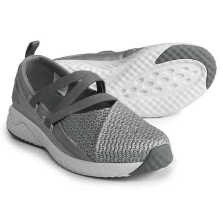 Merrell 1SIX8 MJ AC+ Mary Jane Shoes - Slip-Ons (For Women) in Grey - Closeouts