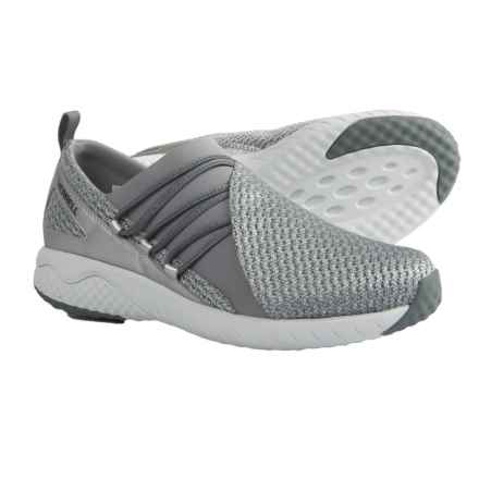 Merrell 1SIX8 Moc AC+ Shoes - Slip-Ons (For Women) in Grey - Closeouts
