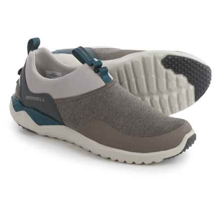 Merrell 1Six8 Moc Shoes (For Men) in Aluminum - Closeouts