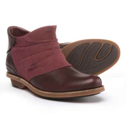 Merrell Adaline Bluff Leather Ankle Boots (For Women) in Andorra - Closeouts