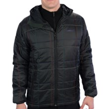 Merrell Adventure Rest Ridgeland Jacket - Insulated (For Men) in Black - Closeouts