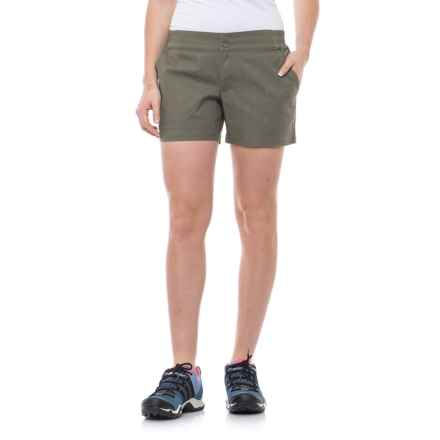 Merrell Afton Shorts (For Women) in Boulder Print - Closeouts