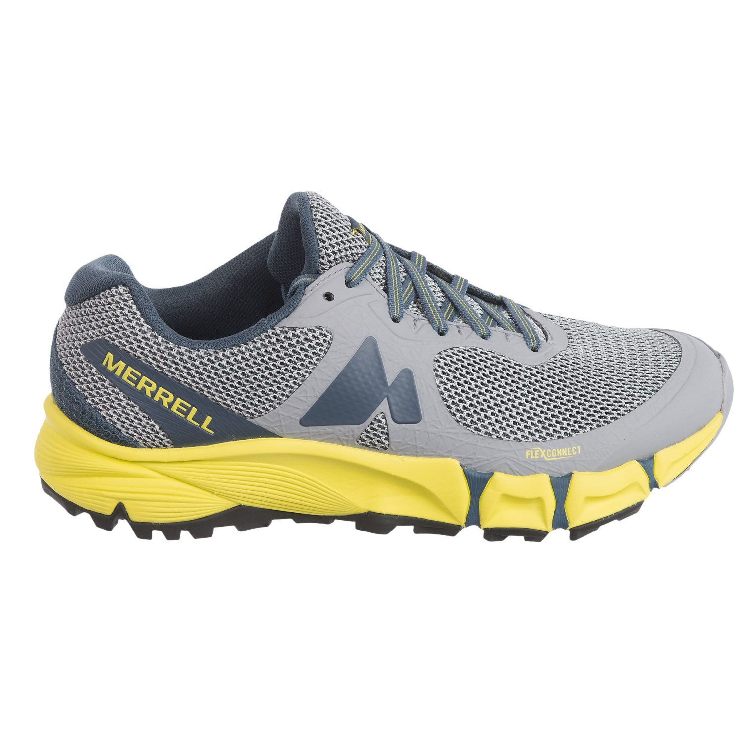 quality design d812f e5317 Merrell Agility Charge Flex Trail Running Shoes For Women