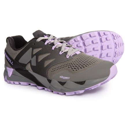 c1d04161a23422 Merrell Agility Peak Flex 2 E-Mesh Trail Running Shoes (For Women) in