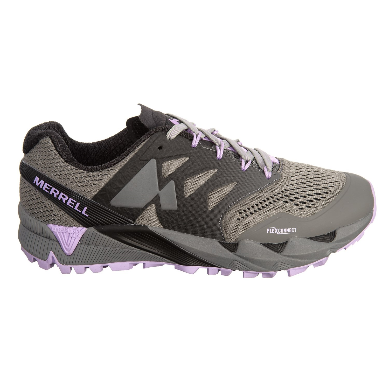 48cf02ee4b0bf Merrell Agility Peak Flex 2 E-Mesh Trail Running Shoes (For Women ...