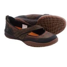 Merrell Albany Mary Jane Shoes (For Women) in Espresso - Closeouts