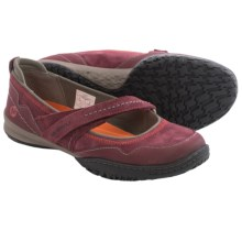 Merrell Albany Mary Jane Shoes (For Women) in Zinfandel - Closeouts