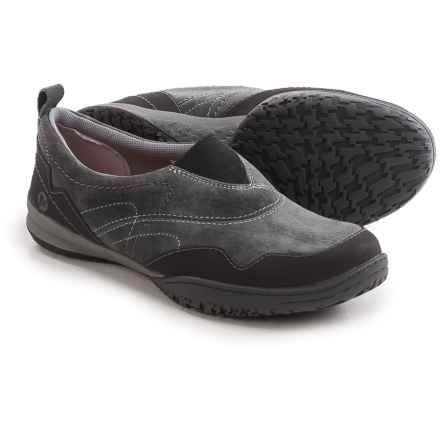 Merrell Albany Moc Shoes - Slip-Ons (For Women) in Granite - Closeouts