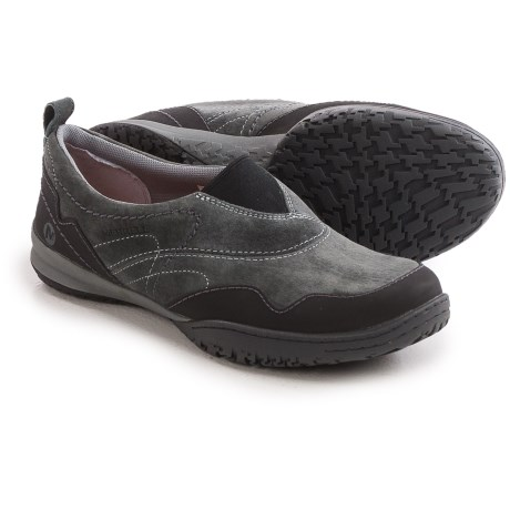 Merrell Albany Moc Shoes - Slip-Ons (For Women)