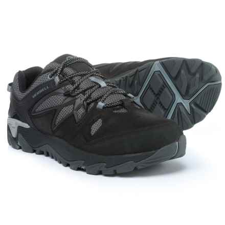 Merrell All Out Blaze 2 Hiking Shoes (For Men) in Black - Closeouts