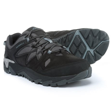 Merrell All Out Blaze 2 Hiking Shoes (For Men) in Black