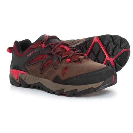 Merrell All Out Blaze 2 Hiking Shoes (For Men) in Cinnamon