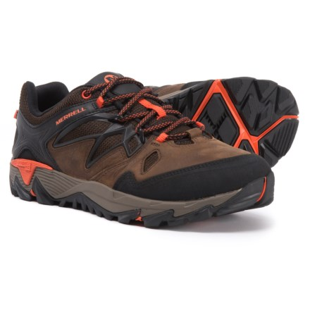 8daf28036b Merrell All Out Blaze 2 Hiking Shoes (For Men) in Clay - Closeouts