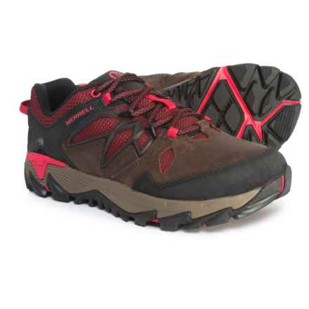 Merrell All Out Blaze 2 Hiking Shoes (For Women) in Cinnamon - Closeouts