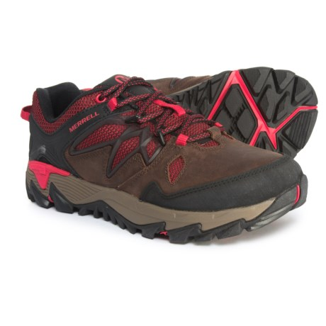 Merrell All Out Blaze 2 Hiking Shoes (For Women) in Cinnamon
