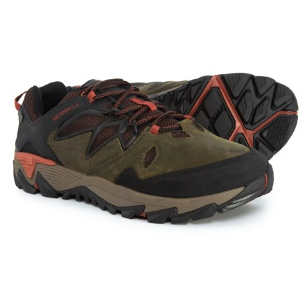 2abe1c6f4bbe4 Merrell All Out Blaze 2 Hiking Shoes - Waterproof (For Men) in Dark Olive
