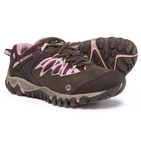 Merrell All Out Blaze Hiking Shoes - Waterproof (For Women)