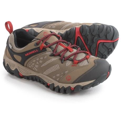 Merrell All Out Blaze Ventilator Hiking Shoes - Waterproof (For Women)