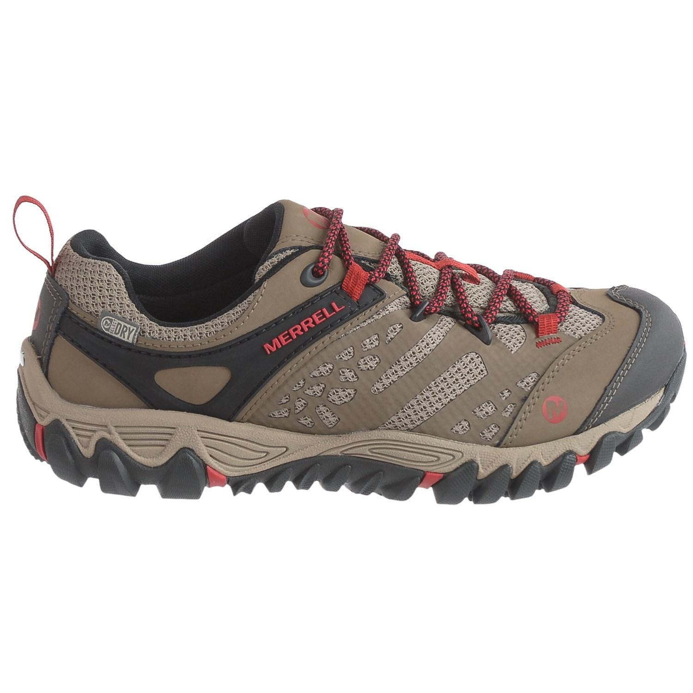 Merrell All Out Blaze Ventilator Hiking Shoes Waterproof For Women