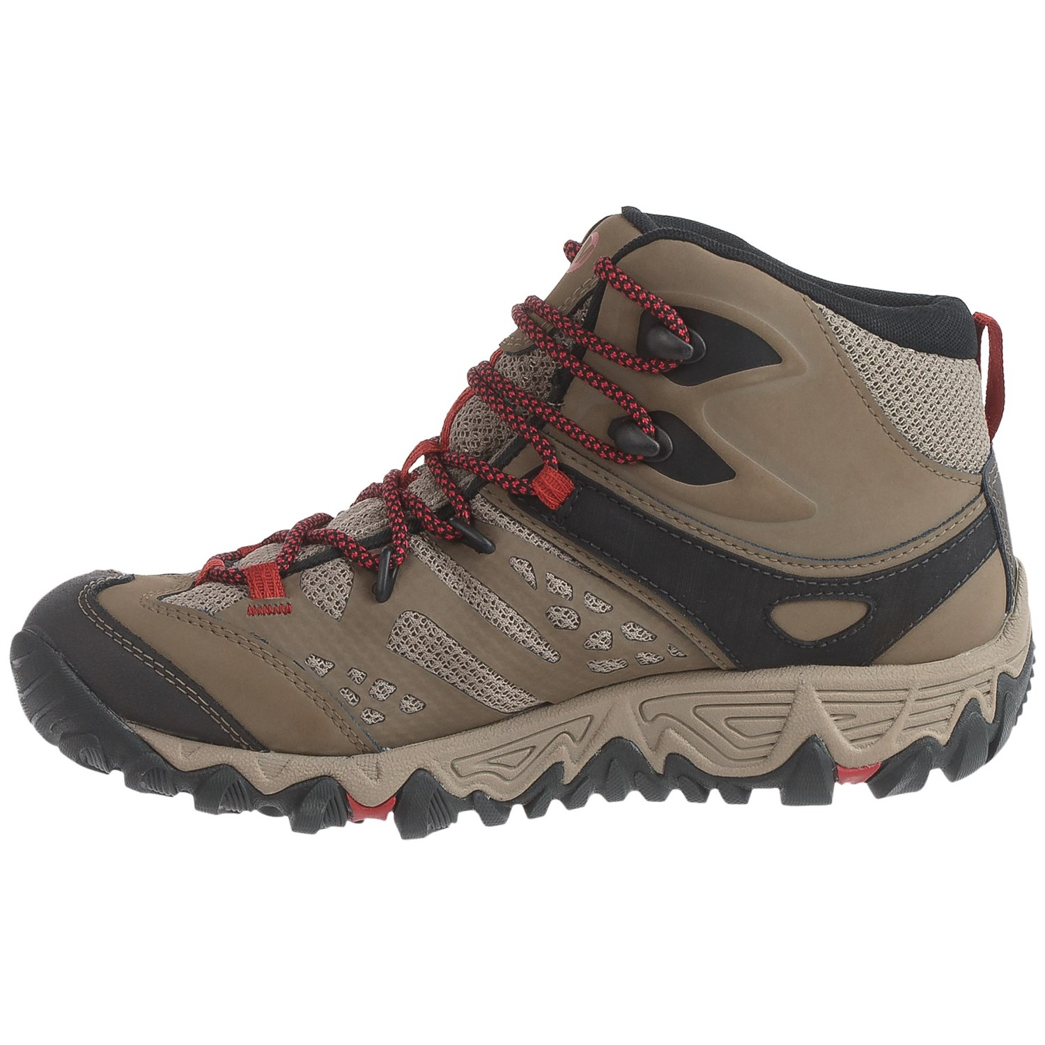 Merrell All Out Blaze Ventilator Mid Hiking Boots For
