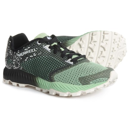 9d29363a2f Merrell All Out Crush 2 Trail Running Shoes (For Women) in Black Ash -