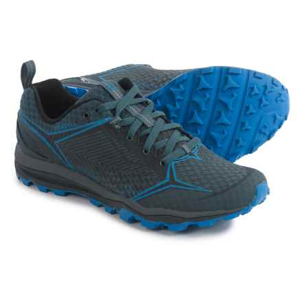Merrell All Out Crush Shield Trail Running Shoes (For Men) in Dark Slate - Closeouts