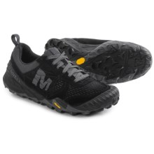 Merrell All Out Terra Turf Lace Shoes (For Men) in Black - Closeouts