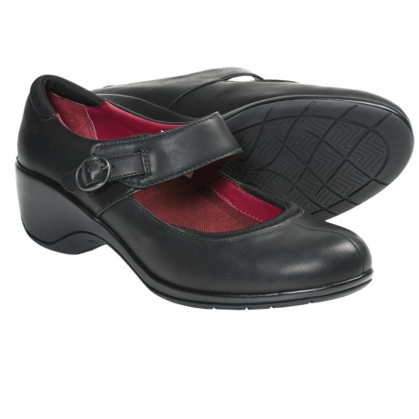 Merrell Angelic Emme Mary Jane Shoes - Leather (For Women) in Black