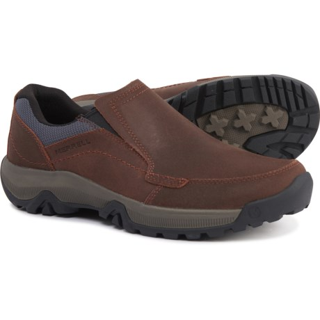 Merrell Anvik Moc Shoes (For Men