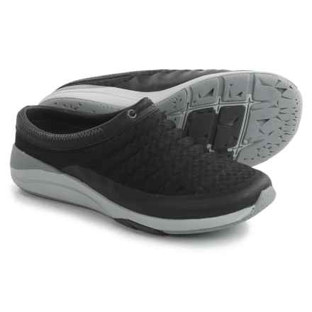Merrell Applaud Breeze Shoes - Slip-Ons (For Women) in Black - Closeouts