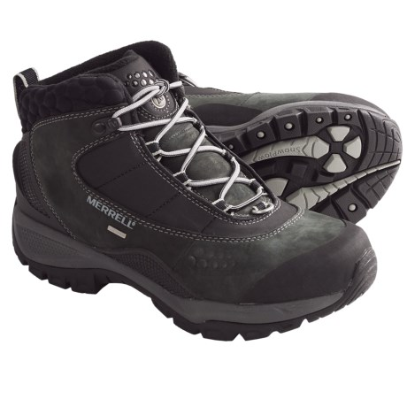 Merrell Arctic Fox 6 Boots - Waterproof, Insulated (For Women) in Black