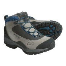 Merrell Arctic Fox 6 Boots - Waterproof, Insulated (For Women) in Smoke - Closeouts