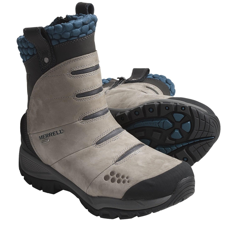 Beautiful Merrell Spirit Tibet High Snow Boot  Women39s Gt Women39s Snow Boots