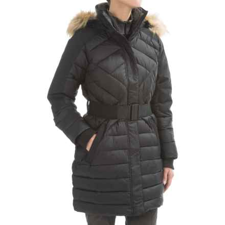 Merrell Arctic Glow Featherless Parka - Insulated (For Women) in Black - Closeouts