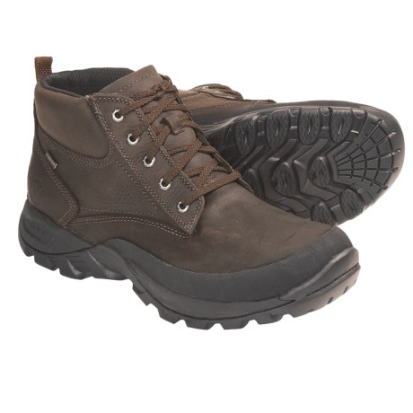 Merrell Arlberg Boots - Waterproof, Leather (For Men) in Dark Earth