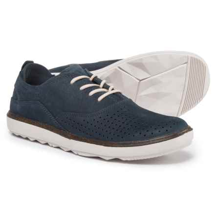 Merrell Around Town Air Sneakers - Nubuck (For Women) in Navy - Closeouts