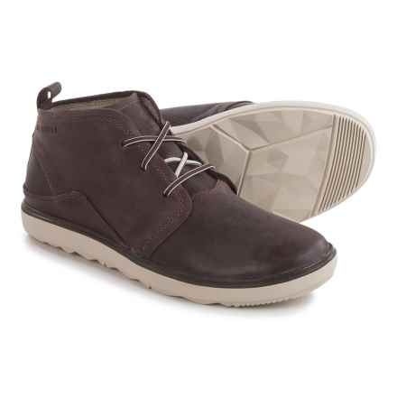 Merrell Around Town Chukka Boots (For Women) in Hucklebuerry - Closeouts