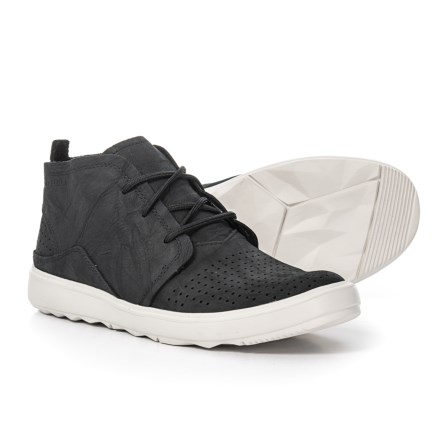 51c43122a2bb Merrell Around Town City Chukka Sneakers (For Women) in Black - Closeouts