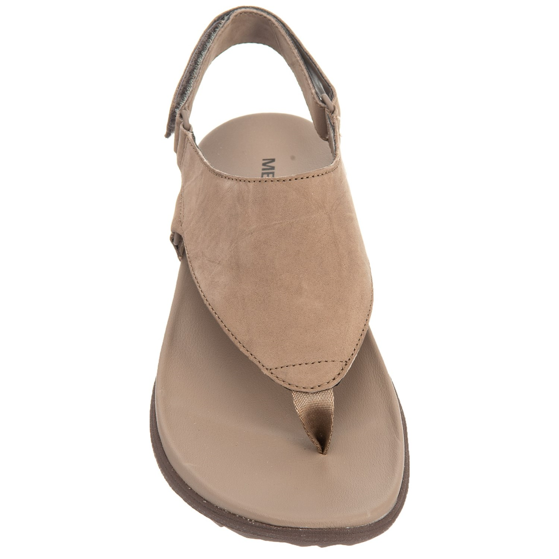 4420663f99c7 Merrell Around Town Sunvue Post Sandals (For Women) - Save 42%