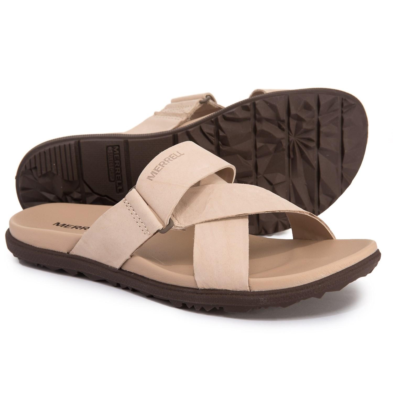 b1ee469ac15 Merrell Around Town Sunvue Slide Sandals (For Women)