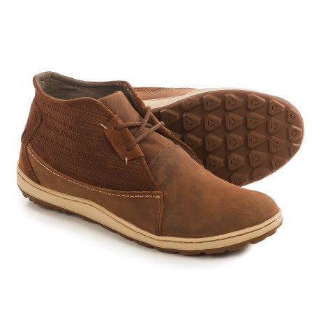 Merrell Ashland Chukka Boots (For Women) in Brown Sugar