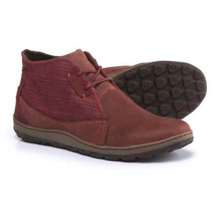 Merrell Ashland Chukka Boots (For Women) in Red Ochre - Closeouts