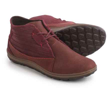 Merrell Ashland Chukka Boots (For Women) in Red - Closeouts