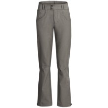 Merrell Aurora Pants - Soft Shell (For Women) in Basalt Heather - Closeouts
