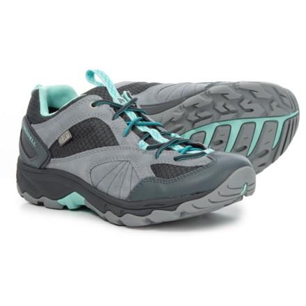 e1fde80b9f Merrell Avian Light 2 Vent Hiking Shoes - Waterproof (For Women) in  Turbulence -