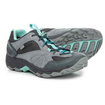 Merrell Avian Light 2 Vent Hiking Shoes - Waterproof (For Women) in Turbulence - Overstock