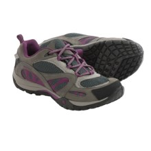 Merrell Azura Hiking Shoes - Waterproof (For Women) in Castle Rock/Purple - Closeouts