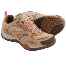 Merrell Azura Trail Shoes (For Women) in Tan/Coral - Closeouts